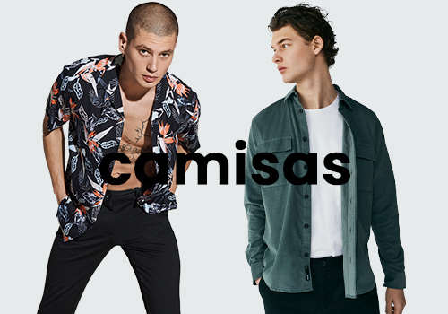 CAMISAS HOMBRE ONLY AND SONS
