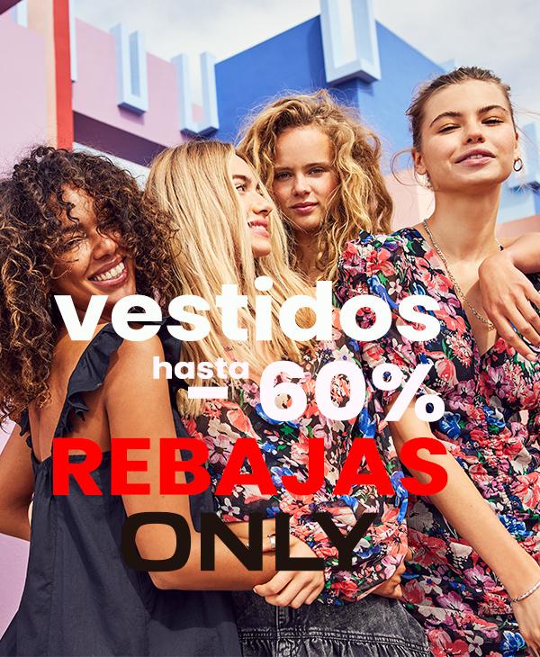 vestidos only mujer