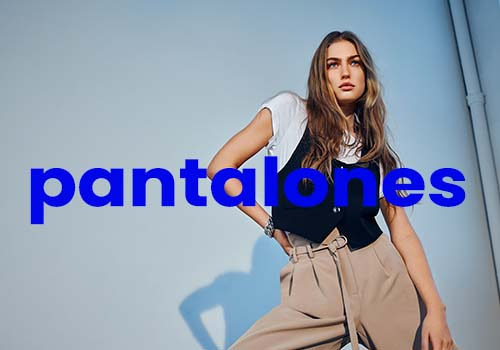 Pantalones Only