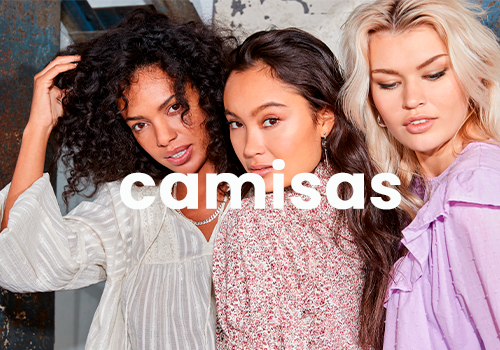 Camisas y Blusas Only
