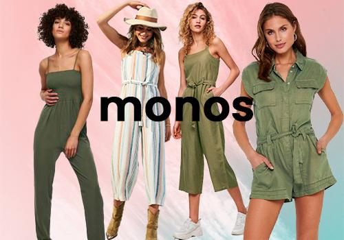 Vestidos y Monos Only